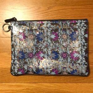 Vera Bradley travel pouches - set of 3 zipped